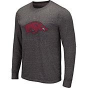Colosseum Men s Auburn Tigers Grey Long Sleeve T-Shirt f37d50f5b