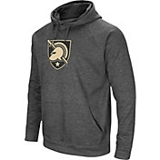 Colosseum Men's Army West Point Black Knights Grey Fleece Pullover Hoodie