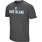 Colosseum Men's Rhode Island Rams Grey Medula Oblongata T-Shirt