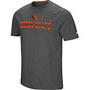 Colosseum Men's Oregon State Beavers Grey Medula Oblongata T-Shirt