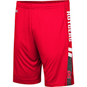 Colosseum Men's Rutgers Scarlet Knights Scarlet Perfect Season Shorts