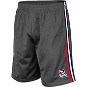Colosseum Men's Arizona Wildcats Grey Santiago Shorts