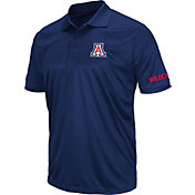 Colosseum Men's Arizona Wildcats Navy Stance Polo