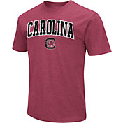 Product Image · Colosseum Men s South Carolina Gamecocks Garnet Dual Blend  T-Shirt c1bd5df29