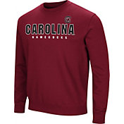 Colosseum Men's South Carolina Gamecocks Garnet Playbook Fleece