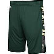 Colosseum Men's South Florida Bulls Green Perfect Season Shorts