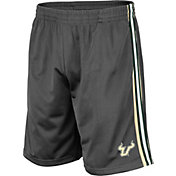 Colosseum Men's South Florida Bulls Grey Santiago Shorts