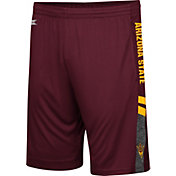 Colosseum Men's Arizona State Sun Devils Maroon Perfect Season Shorts