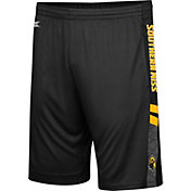 Colosseum Men's Southern Miss Golden Eagles Perfect Season Black Shorts