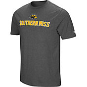 Colosseum Men's Southern Miss Golden Eagles Grey Medula Oblongata T-Shirt