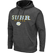 Colosseum Men's Southern University Jaguars Grey Pullover Hoodie