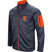 Colosseum Men's Syracuse Orange Blue Glacier Full-Zip Jacket