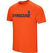 Colosseum Men's Syracuse Orange Orange Brushed Performance T-Shirt
