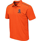 Colosseum Men's Syracuse Orange Orange Eagle Polo