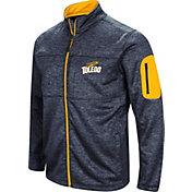 Colosseum Men's Toledo Rockets Midnight Blue Glacier Full-Zip Jacket