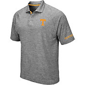 642428586d3 Product Image · Colosseum Men s Tennessee Volunteers Grey Chip Shot Polo