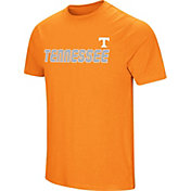 Colosseum Men's Tennessee Volunteers Tennessee Orange Brushed Performance T-Shirt