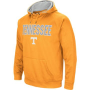 Colosseum Men's Tennessee Volunteers Tennesee Orange Fleece Pullover Hoodie