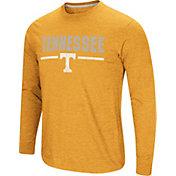 Colosseum Men's Tennessee Volunteers Tenneessee Orange Touchdown Long Sleeve T-Shirt