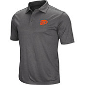 Colosseum Men's UTEP Miners Grey Polo