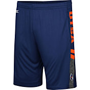 Colosseum Men's UT San Antonio Roadrunners Blue Perfect Season Shorts