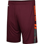 Colosseum Men's Virginia Tech Hokies Maroon Perfect Season Shorts