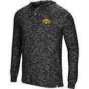 Colosseum Men's Iowa Hawkeyes 5 Crawfish Dinners Long Sleeve Black T-Shirt