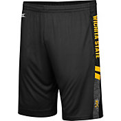Colosseum Men's Wichita State Shockers Perfect Season Black Shorts