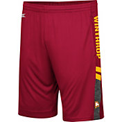 Colosseum Men's Winthrop  Eagles Garnet Perfect Season Shorts