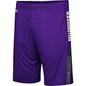 Colosseum Men's Washington Huskies Purple Perfect Season Shorts
