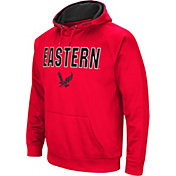 Colosseum Men's Eastern Washington Eagles Red Fleece Pullover Hoodie