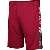 Colosseum Men's Washington State Cougars Crimson Perfect Season Shorts