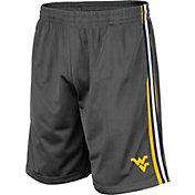 Colosseum Men's West Virginia Mountaineers Grey Santiago Shorts
