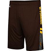 Colosseum Men's Wyoming Cowboys Brown Perfect Season Shorts
