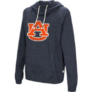 Colosseum Women's Auburn Tigers Blue I'll Go With You Pullover Hoodie
