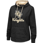 Colosseum Women's UCF Knights Pullover Black Hoodie