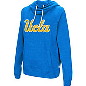 Colosseum Women's UCLA Bruins True Blue I'll Go With You Pullover Hoodie