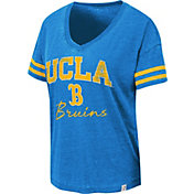 Colosseum Women's UCLA Bruins True Blue Savona V-Neck T-Shirt