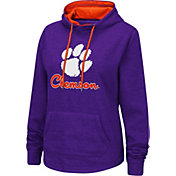 Colosseum Women's Clemson Tigers Regalia Pullover Hoodie