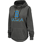 Colosseum Women's UCLA Bruins Grey Pullover Hoodie