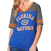 Colosseum Women's Florida Gators Blue/Orange The Whole Package T-Shirt