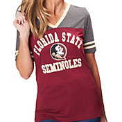 Colosseum Women's Florida State Seminoles Garnet/Grey The Whole Package T-Shirt