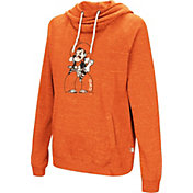 Colosseum Women's Oklahoma State Cowboys Orange I'll Go With You Pullover Hoodie