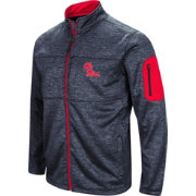 Colosseum Men's Ole Miss Rebels Blue Glacier Full-Zip Jacket