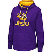 Colosseum Women's LSU Tigers Purple Pullover Hoodie