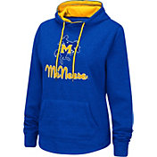 Colosseum Women's McNeese State Cowboys Royal Blue Pullover Hoodie