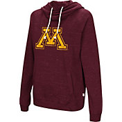 Colosseum Women's Minnesota Golden Gophers Maroon I'll Go With You Pullover Hoodie