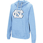 Colosseum Women's North Carolina Tar Heels Carolina Blue I'll Go With You Pullover Hoodie
