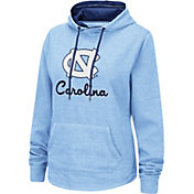 Colosseum Women's North Carolina Tar Heels Carolina Blue Pullover Hoodie