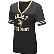 Colosseum Women's Army West Point Black Knights Army Black/Grey The Whole Package T-Shirt